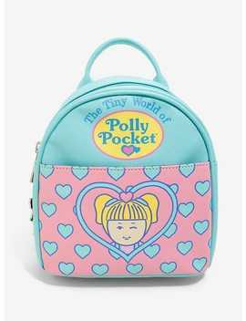Polly Pocket Mini Backpack by Hot Topic