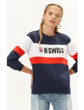 K Swiss Pullover Sweatshirt by Pacsun