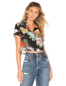 Delanie Button Up Shirt by Superdown