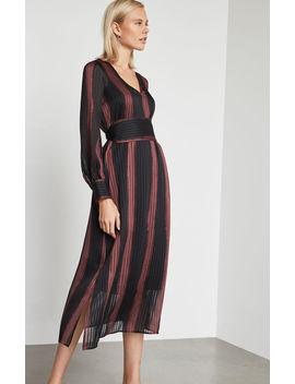 Ombre Stripe Shift Dress by Bcbgmaxazria
