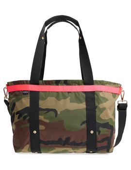 The Andi Camo Convertible Tote by Andi