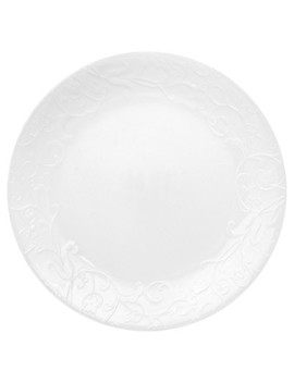 "Corelle® Embossed Faenza Dinner Plate 10.25""X10.25"" by Corelle"