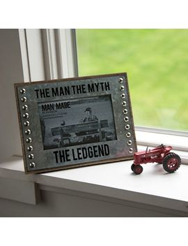The Legend 4x6 Photo Frame by Pier1 Imports