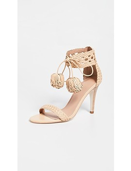 Clara Heel Sandals by Ulla Johnson