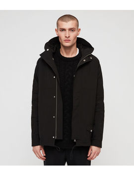 Tanaka Hooded Jacket by Allsaints