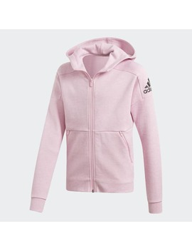 Id Stadium Hooded Track Jacket by Adidas