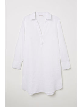 H&M+ Linen Tunic by H&M