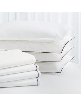 Haven Percale Duvet Covers And Pillow Shams by Crate&Barrel