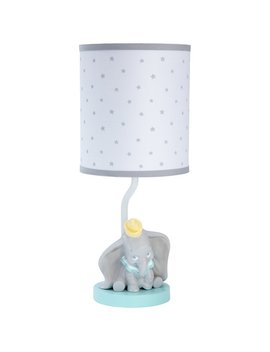 "Disney Dumbo Dream Big 15.85"" Table Lamp by Disney"