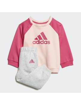 Logo Fleece Jogger by Adidas