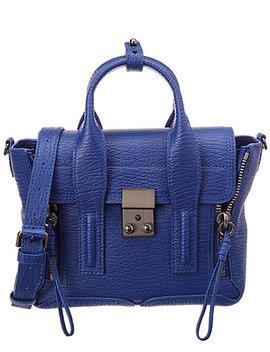 3.1 Phillip Lim Pashli Mini Leather Satchel by 3.1 Phillip Lim