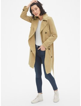 Longline Trench Coat by Gap