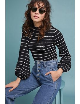 Wells Striped Pullover by Keepsake
