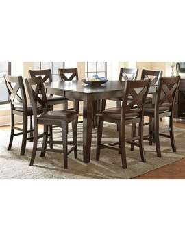 Greyson Living Copley Counter Height Dining Set With Self Storing Leaf by Greyson Living