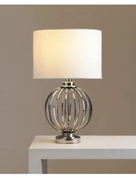 Lamp With Spherical Base by Zara Home