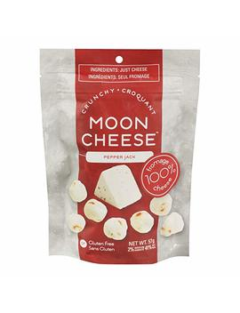 Moon Cheese Pepper Jack Cheese, 57g by Amazon
