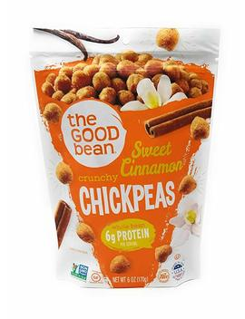 The Good Bean Sweet Cinnamon Chickpea Snacks 170 Gram by Amazon