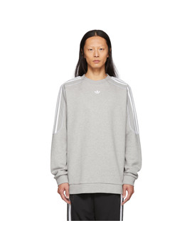 Grey Radkin Sweatshirt by Adidas Originals