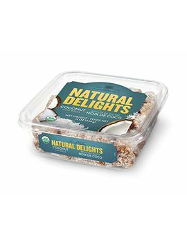 Natural Delights Coconut Date Rolls, 340g by Amazon