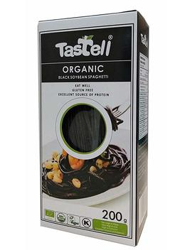 Tastell Organic Black Bean Spaghetti, 200g by Amazon