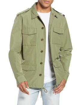 Pc Slim Fit Military Jacket by Frame