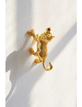 Majestic Lion Hook by Urban Outfitters