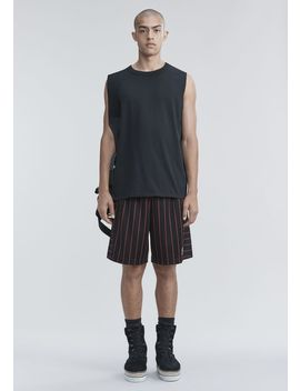 High Twist Muscle Tank by Alexander Wang