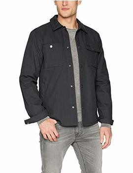 Rvca Men's Utility Shirt Jacket by Rvca