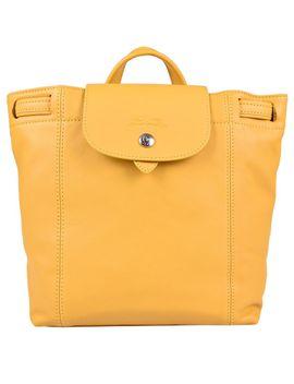 Longchamp Foldover Top Backpack by Longchamp