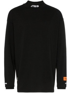 Basic Sweatshirt by Heron Preston