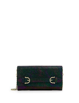 Belmont Petrol Wallet On A Chain by Henri Bendel