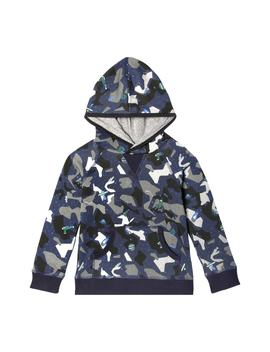Benjamin Organic Cotton Hoodie by Art & Eden
