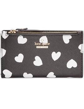 Cameron Street Heart Mikey Wallet by Kate Spade New York