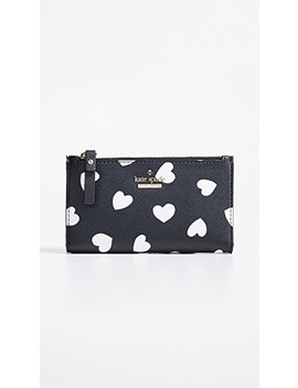 Cameron Street Hearts Mikey Wallet by Kate Spade New York
