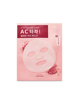 Etude House   Ac Tapa Calamine Gauze Mask 1pc by Etude House