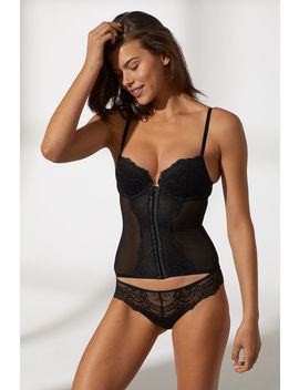 Corset With Push Up Bra by H&M