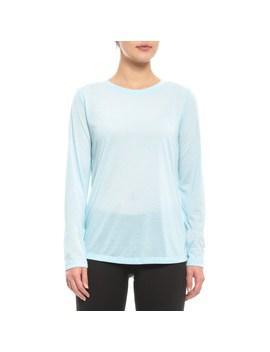 Under Armour Threadborne® Train Twist T Shirt   Long Sleeve (For Women) by Under Armour