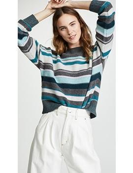 Jillian Cashmere Sweater by 360 Sweater