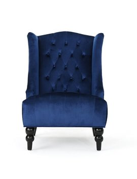 Alcott Hill Potterslane Wingback Chair & Reviews by Alcott Hill