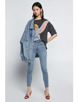 Vintage High Waist Jeans  View All Jeans Woman Sale by Zara