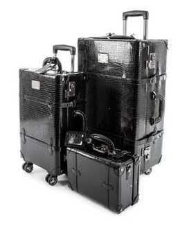 Celine Dion Three Piece Hardcase Luggage Set by Celine Dion