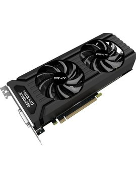 Nvidia Ge Force Gtx 1070 Ti 8 Gb Gddr5 Pci Express 3.0 Graphics Card   Black by Pny