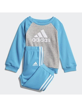 French Terry Jogger Set by Adidas