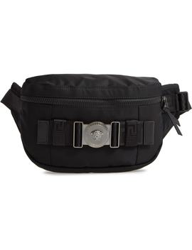 Logo Belt Bag by Versace