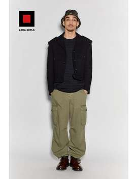 Mltry Jkt 01  Collection Man Zara Srpls by Zara