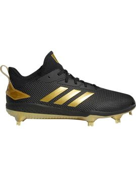 Adidas Men's Adi Zero Afterburner V Metal Baseball Cleats by Adidas
