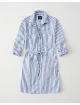 Classic Shirt Dress by Abercrombie & Fitch