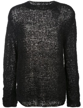 Loose Fit Knit Sweater by Ann Demeulemeester