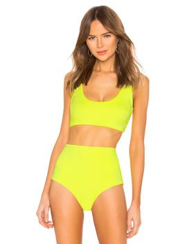 Lira Bikini Top by Mara Hoffman