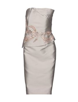 Atelier Nicola D'errico Knee Length Dress   Dresses by Atelier Nicola D'errico